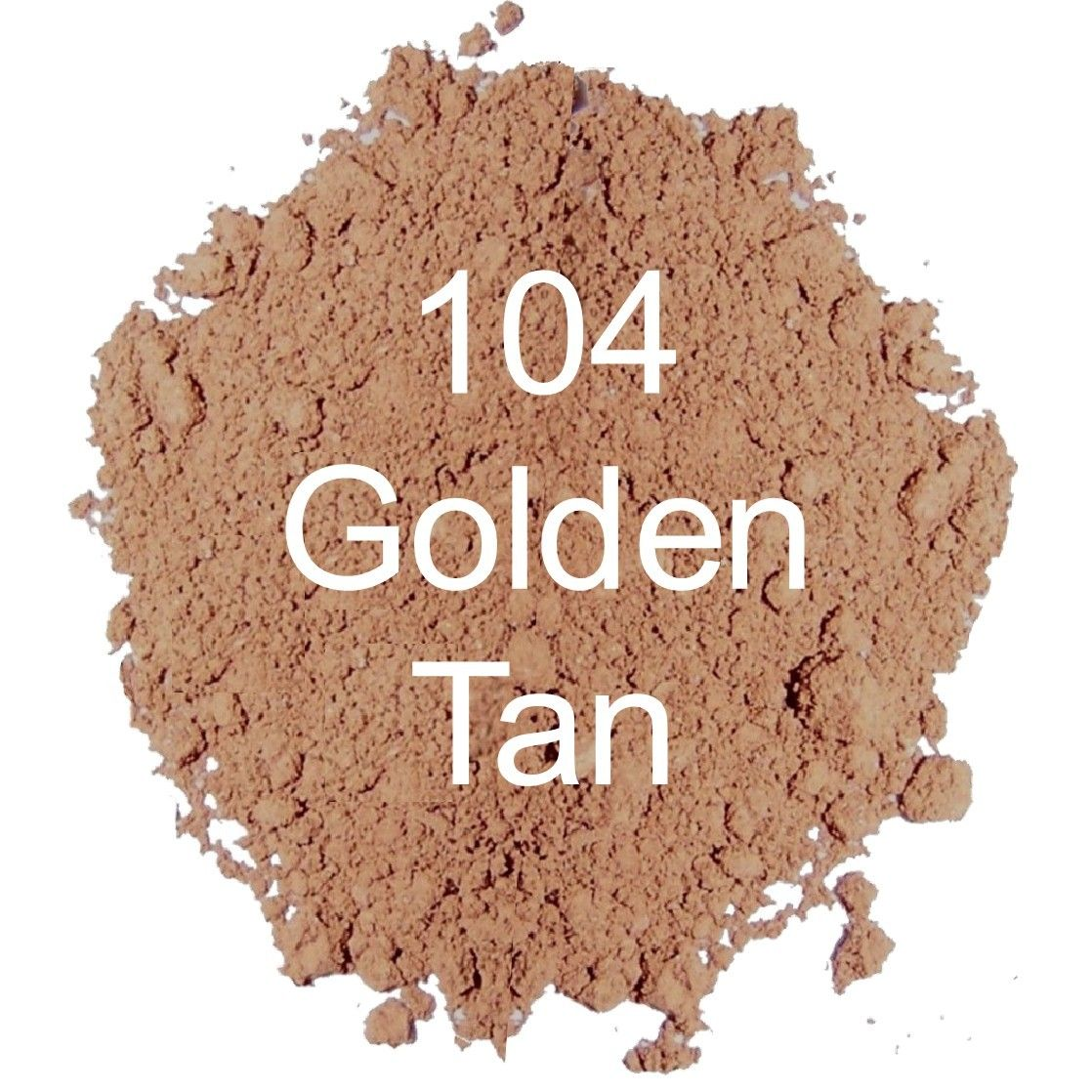 104 golden tan for lightly tanned skin by sun or tanning bed with