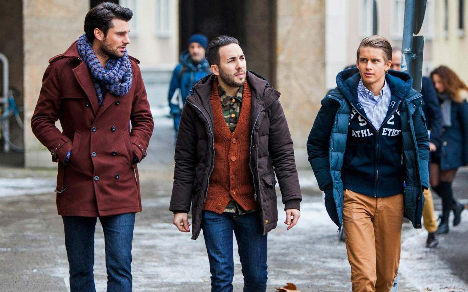 7 Classy Picks for the Coldest Months of the Year | Fall outfits men, Mens  winter fashion, Mens fashion casual winter
