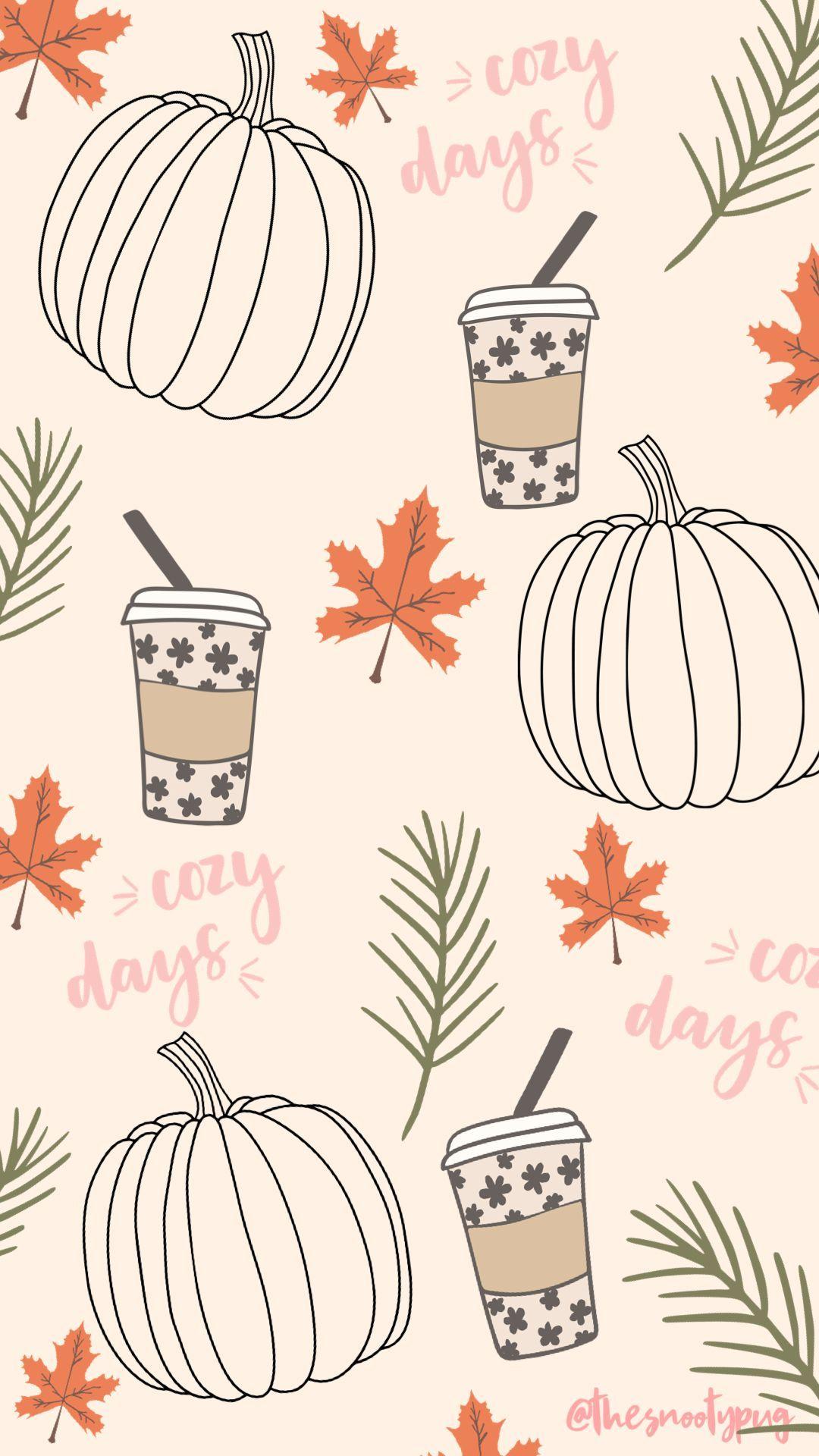 Fall Wallpapers Iphone Wallpaper Fall Halloween Wallpaper Iphone Cute Fall Wallpaper