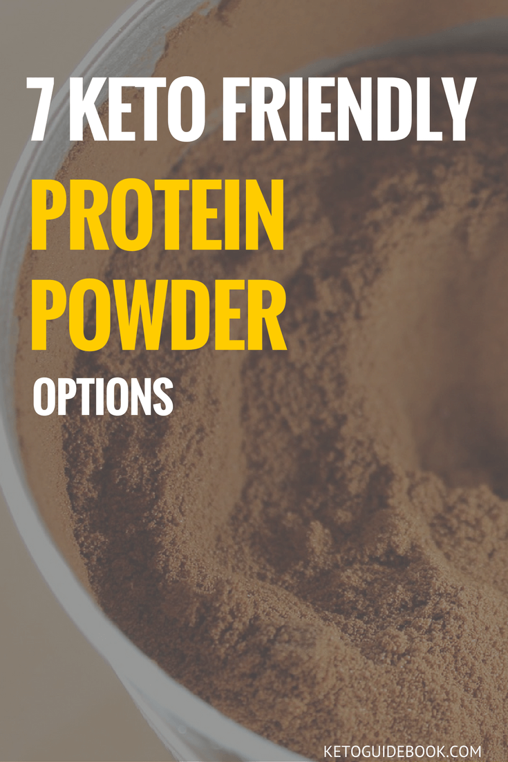 best protein shakes for keto diet
