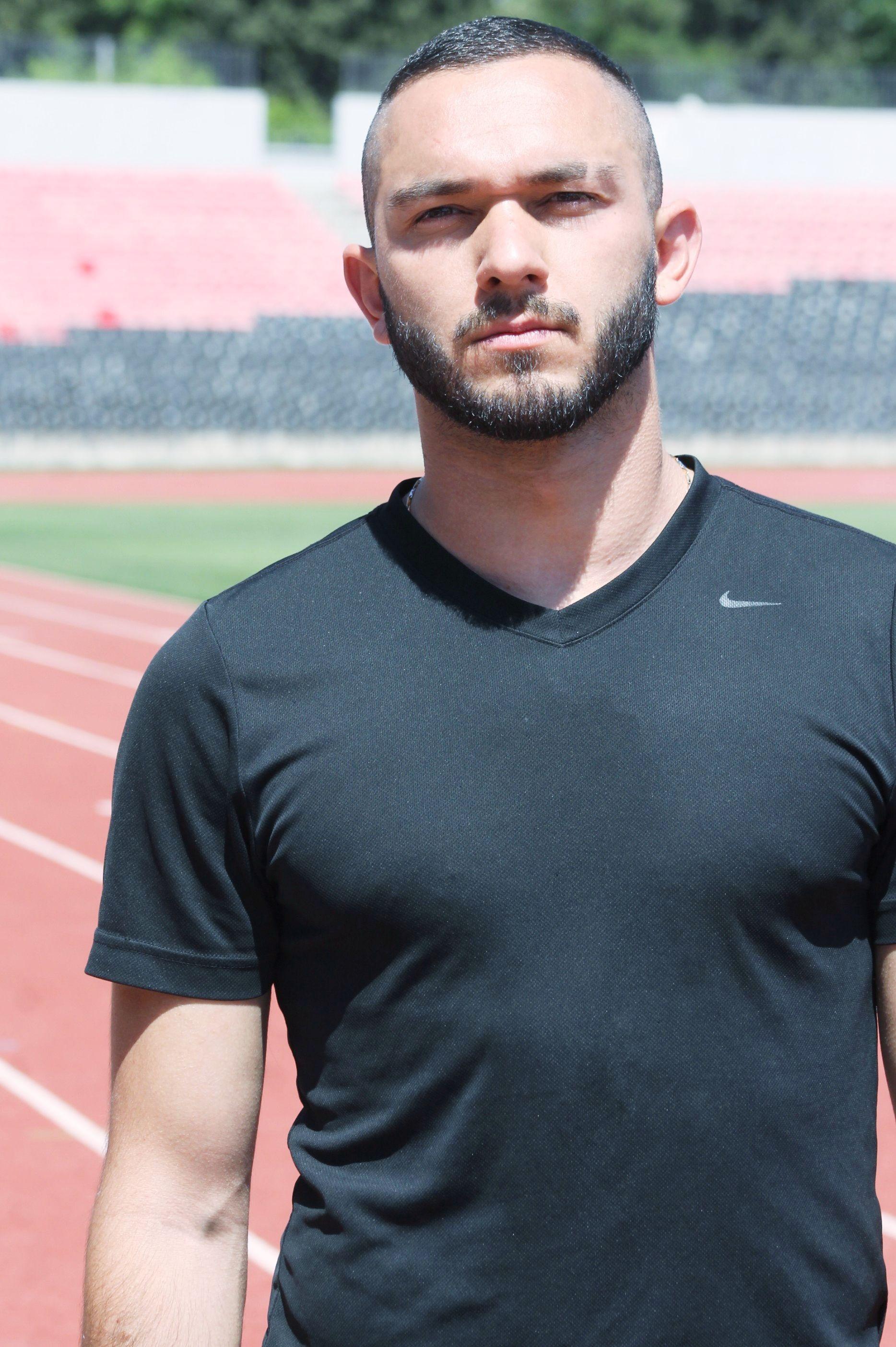 Albania Track T-shirt