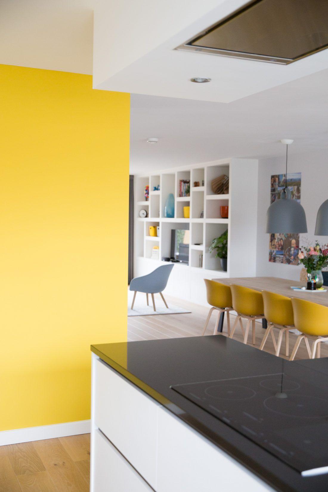 Femkeido Projects - Familiehuis Zoetermeer   Kleuren voor keuken ...