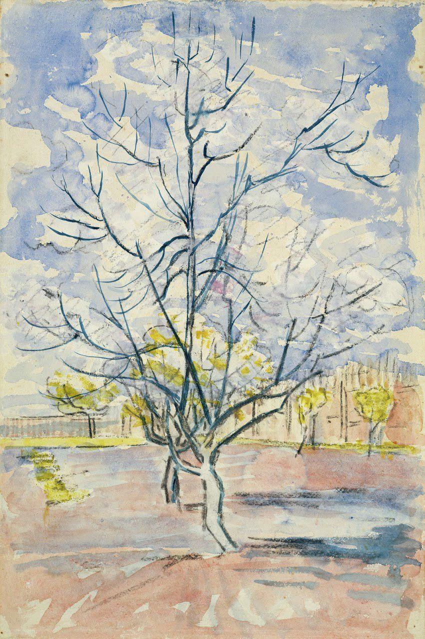 Epingle Par Terry Butcher Sur Van Gogh Aquarelle Van Gogh Art