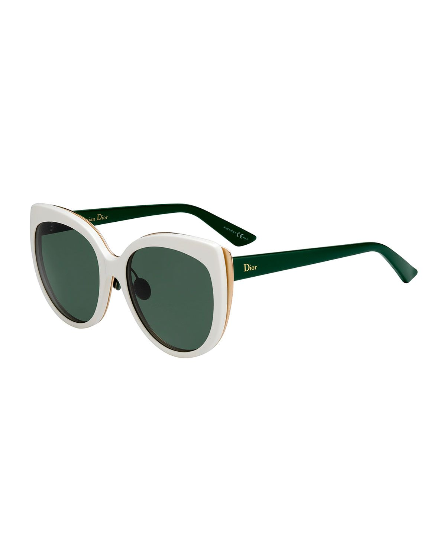 3aa938c09e7d Dior Diorific Butterfly Sunglasses