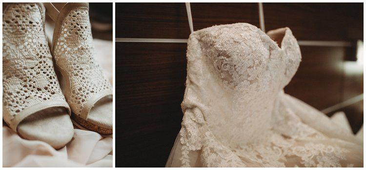 Kevin Clarissa Fall Rustic Barn Wedding Dixon Quarry