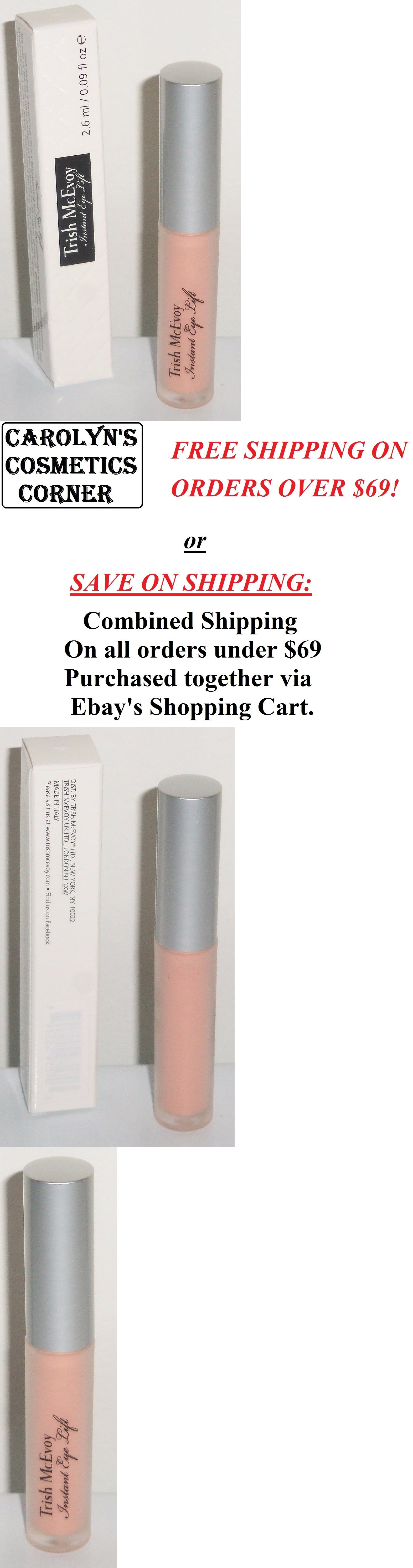 Concealer: Trish Mcevoy Instant Eye Lift - Shade 1 - 0.09Oz Full Size Brand New Boxed -> BUY IT NOW ONLY: $35.88 on eBay!