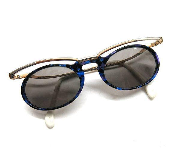 Licefa Sunglasses Mod 5001 80 S Eyewear Fashion Vintage