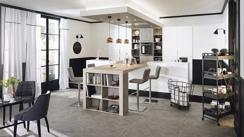comparatif cuisinistes 10 enseignes au banc d 39 essai mobalpa cuisine ouverte et ouvert. Black Bedroom Furniture Sets. Home Design Ideas