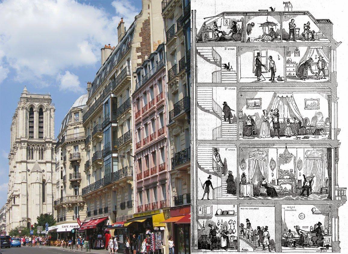 Caracteristique D Un Immeuble Haussmannien immeuble haussmannien paris   les cinq étages du monde