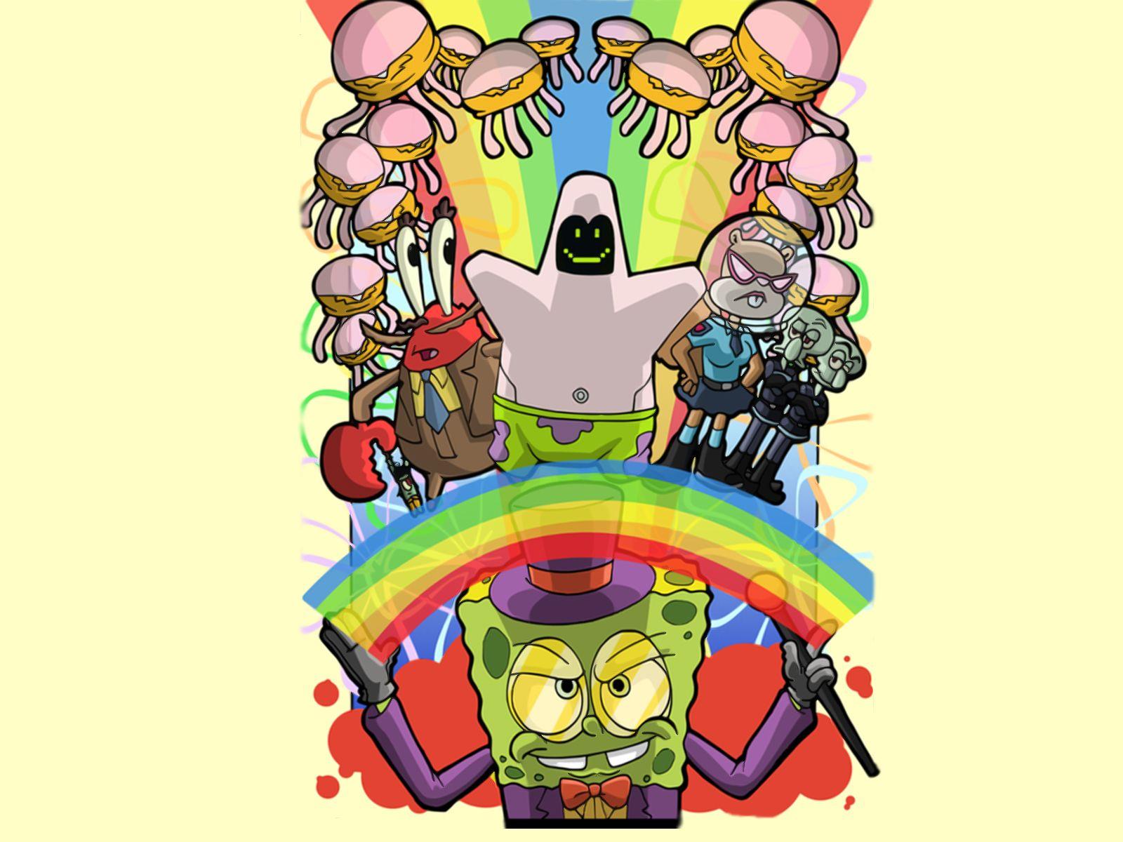 Spongebob as SuperJail | [ adult swim ] | Pinterest