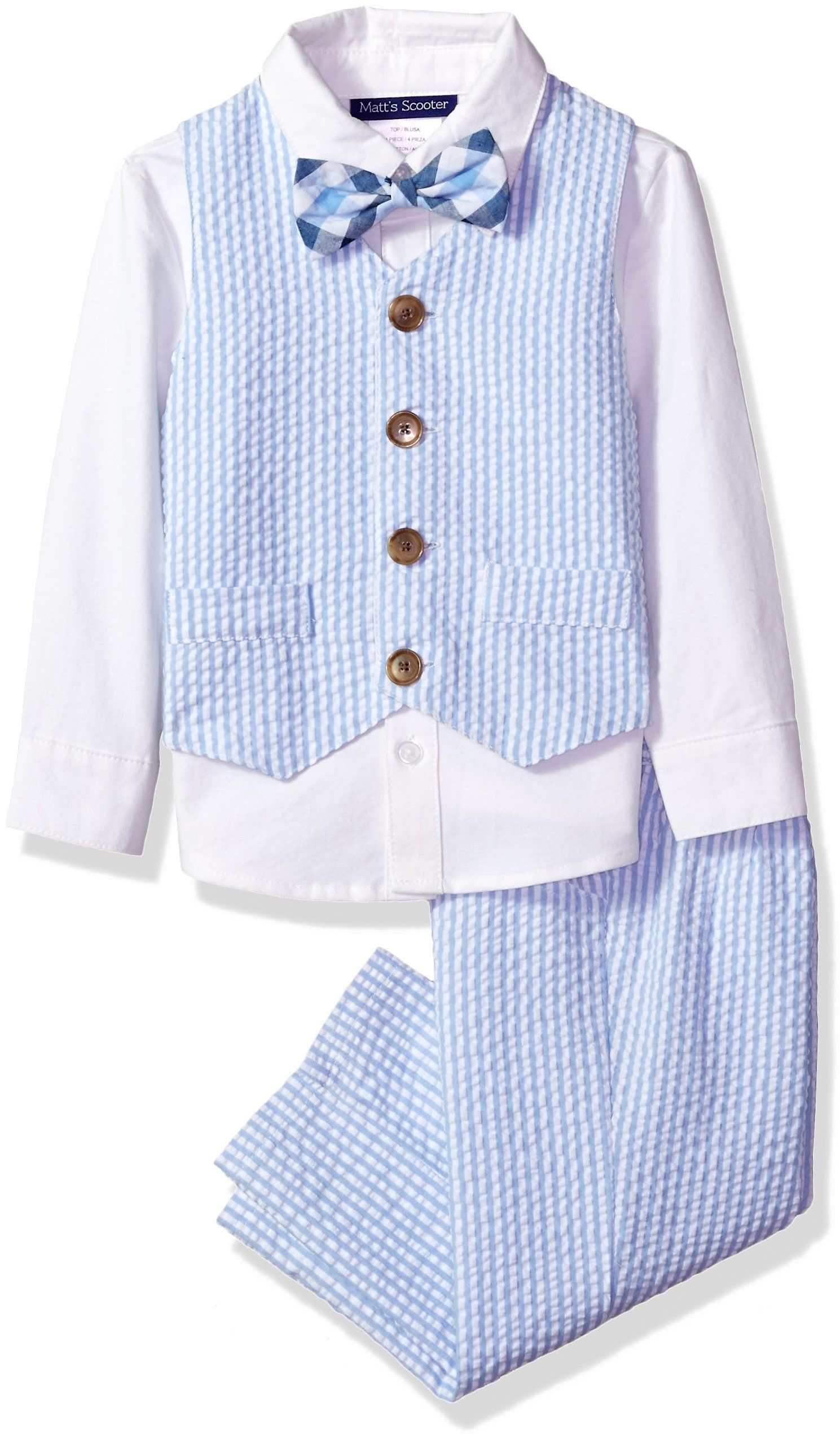 Bonnie Baby Baby Matts Scooter Boy`s Coverall