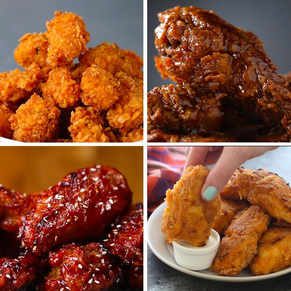 5 Best Fried Chicken Recipes In 2019 Best Fried Chicken Recipe Fried Chicken Recipes Chicken Recipes