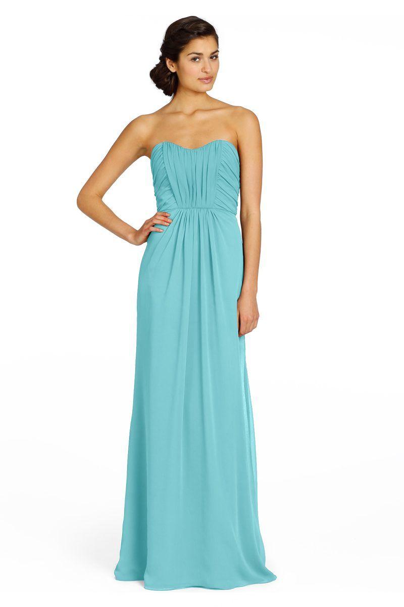 Wedding Gems: 10 Turquoise Bridesmaid Dresses | Inspiring Ideas ...