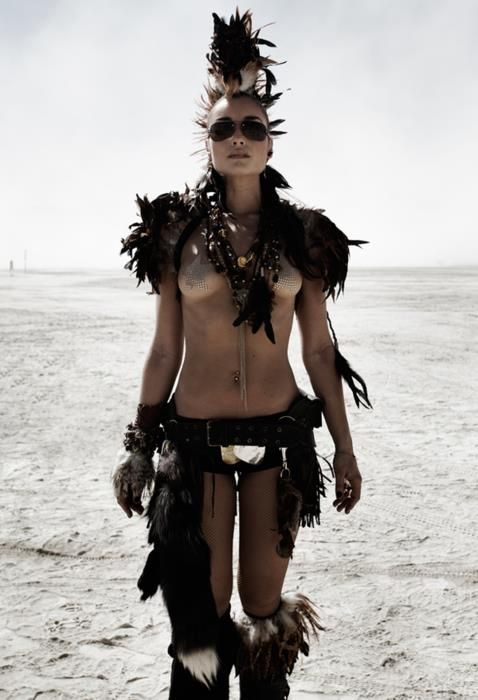 modern warrior