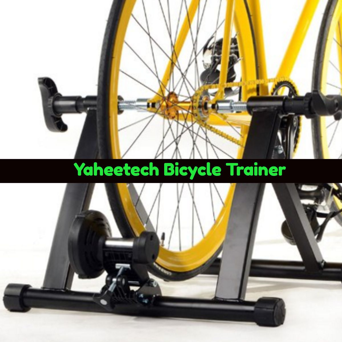 How To Turn Your Bicycle Into An Indoor Exercise Bike Home