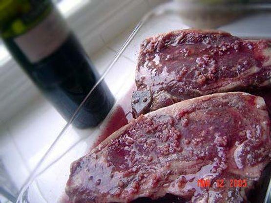 Red Wine Marinade for Beef #marinadeforbeef