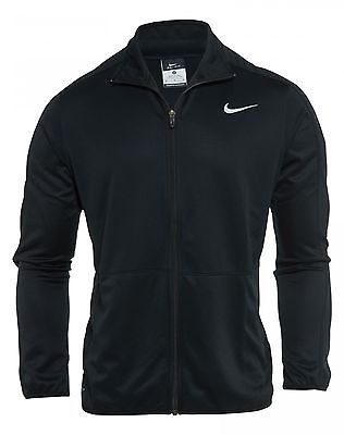 uk cheap sale various design classic Nike Rivalry Jacket Mens 682979-010 Black Basketball Dri-Fit ...