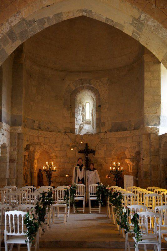 Weddings in our chapel
