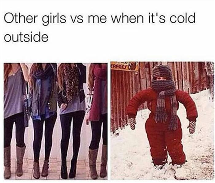 There Are Two Types Of Women 13 Pics Two Types Of Girls Types Of Girls Girl Humor