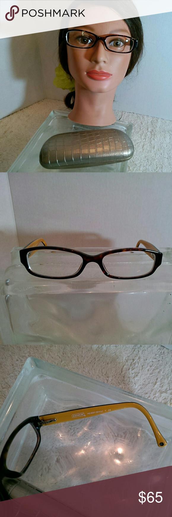 Coach frames for prescription lenses | Prescription lenses, Lenses ...