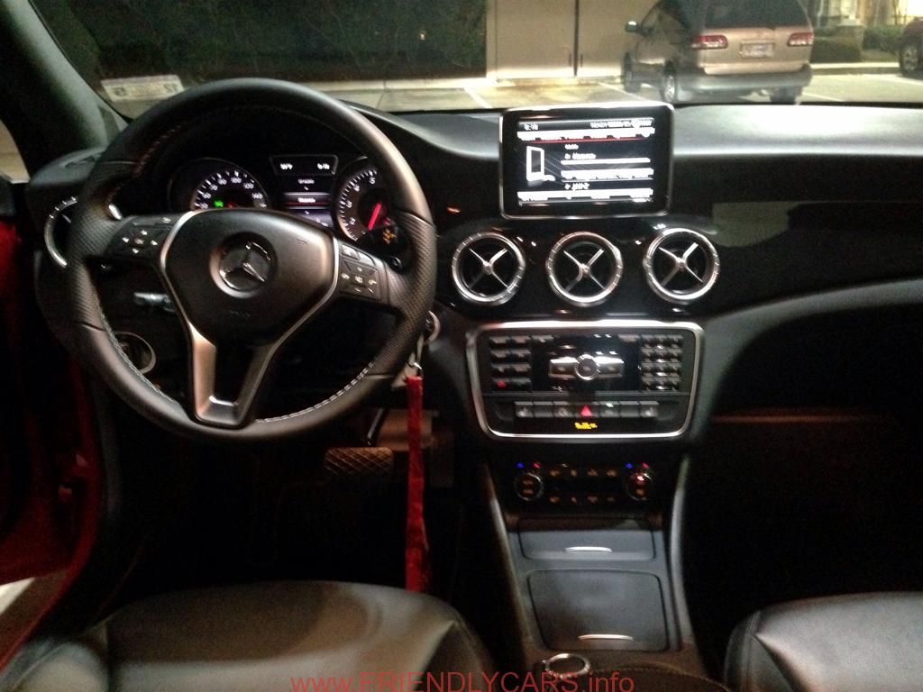Awesome mercedes cla interior wood car images hd anyone on here have brown leather
