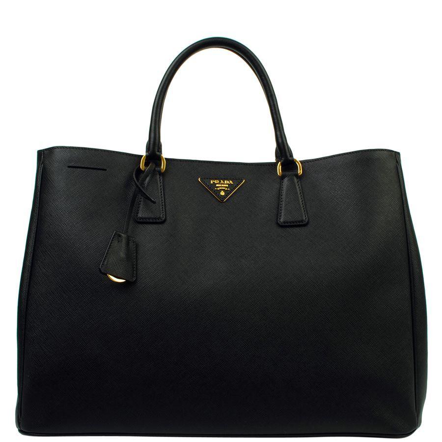 Beautiful Black Prada Bag