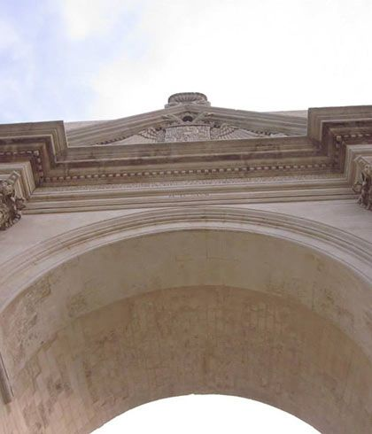 Il Salento da scoprire e le antiche porte di Lecce | Vizionario