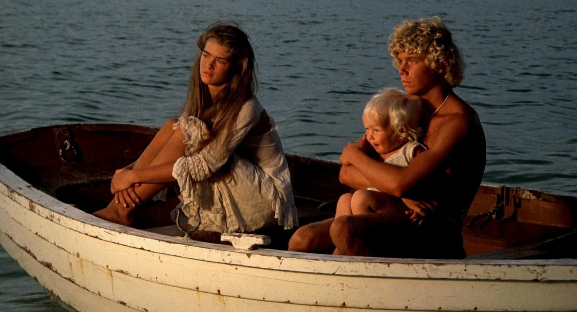 The Blue Lagoon (1980) | Wild Free Famileeee | Pinterest ...