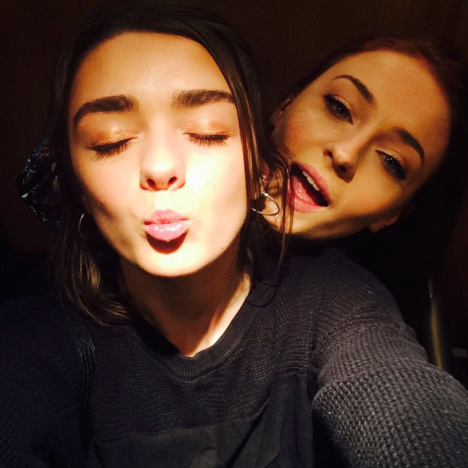 Selfie Sophie Turner and Maisie Williams nudes (85 photos), Pussy, Is a cute, Instagram, legs 2006