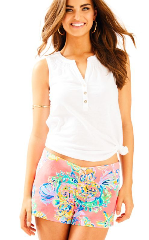 c8da223908 Wear these shorts with a solid tank or an easy summer look. Please Note   This item is more vibrant in person.
