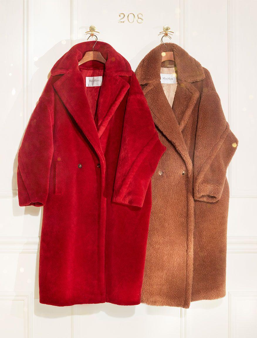 Teddy Bear Icon Coat, Max Mara   fashion for fall and winter in 2019 ... ead86e5a1bd