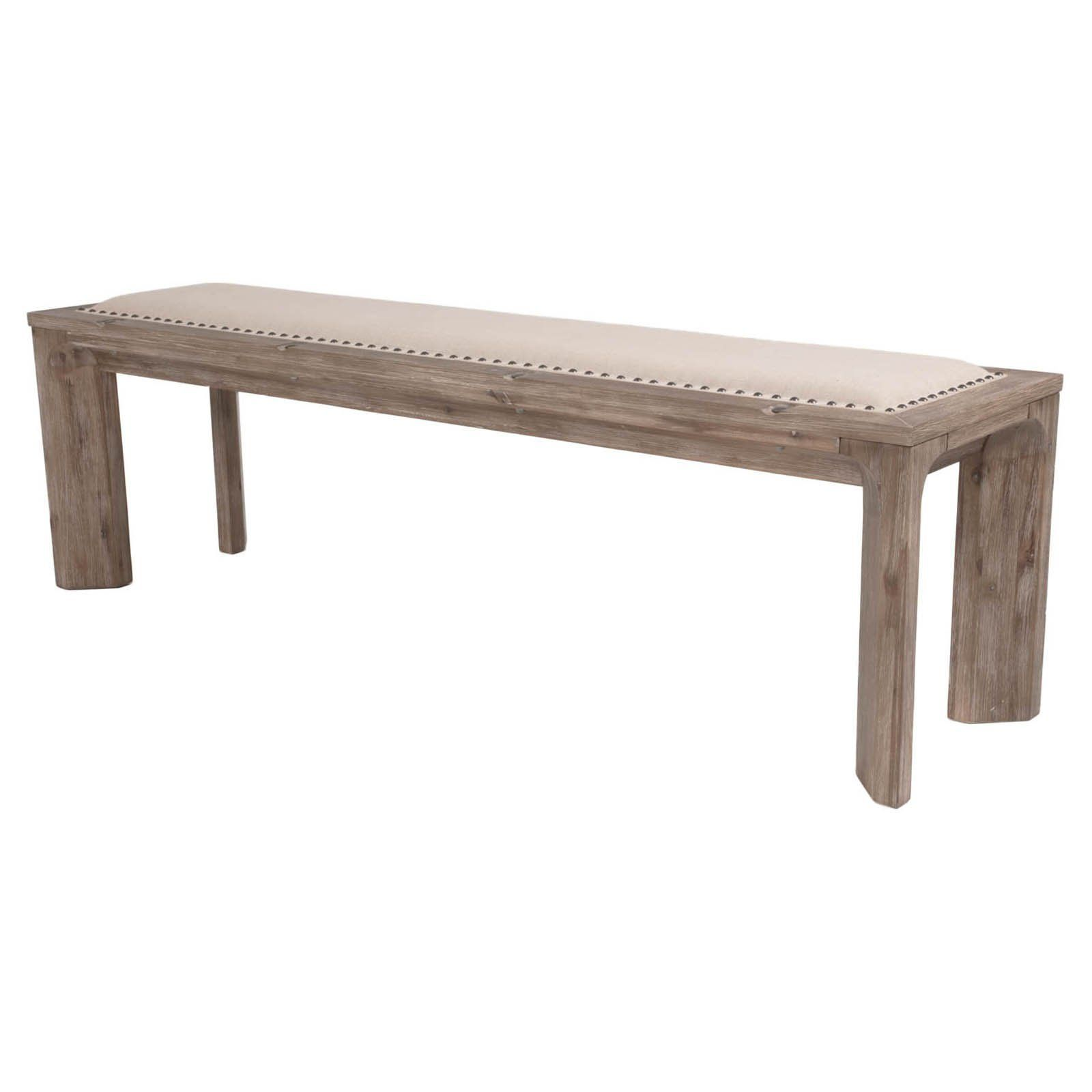 Magnificent Orient Express Furniture Traditions Rivet Dining Bench Dailytribune Chair Design For Home Dailytribuneorg