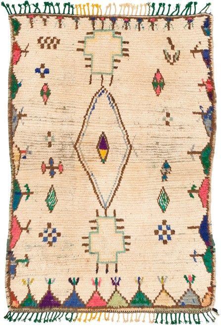 Madeline weinrib vintage moroccan carpets fabric for Arredi marocchini