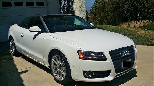 2012 Audi A5 - Woodland Hills, CA  #8837654988 Oncedriven