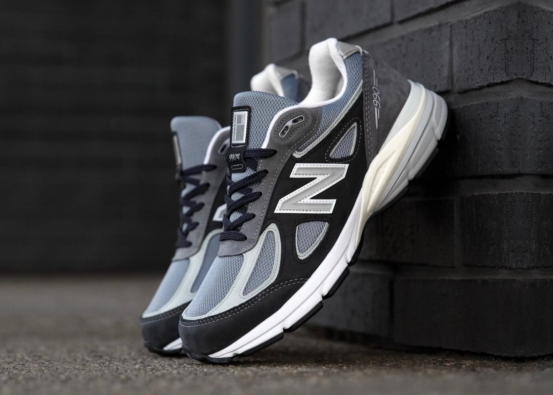huge selection of de4fa e6561 New Balance 990v4 | New Balance in 2019 | Shoes, New balance ...