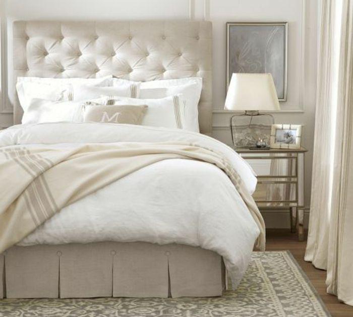 Les meilleures variantes de lit capitonné dans 43 images! Mixers