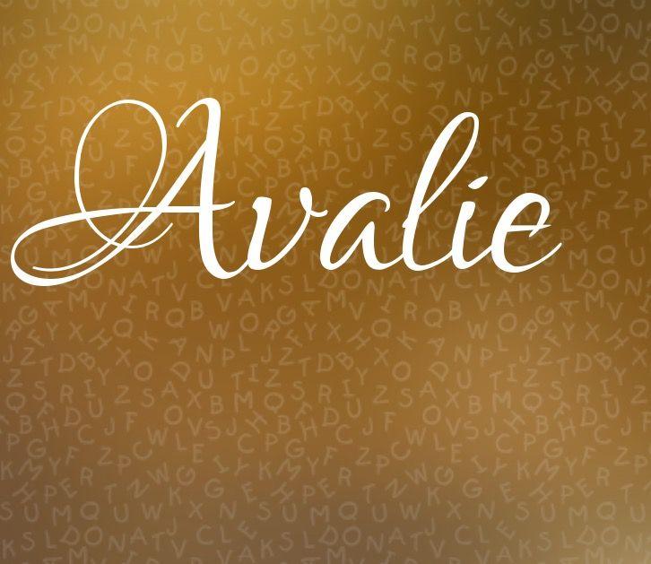 Alternate spelling Avalee   Baby❤️   Baby Girl Names, Girl