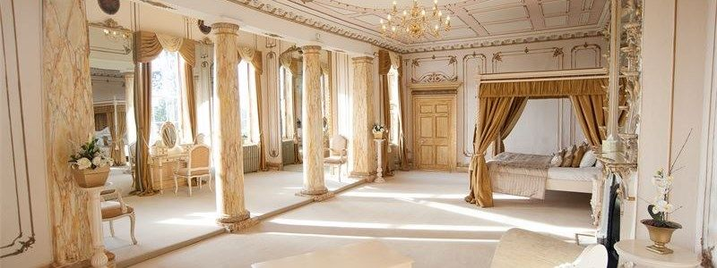 Most Beautiful Bridal Suites To Get Ready In UK Wedding Venues