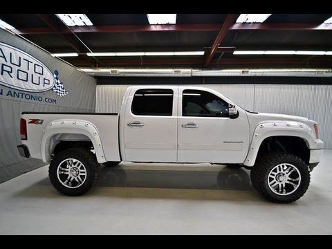 2011 Gmc Sierra 1500 Crew Cab Z71 Lifted Truck For Sale Lifted Trucks Trucks Lifted Cars