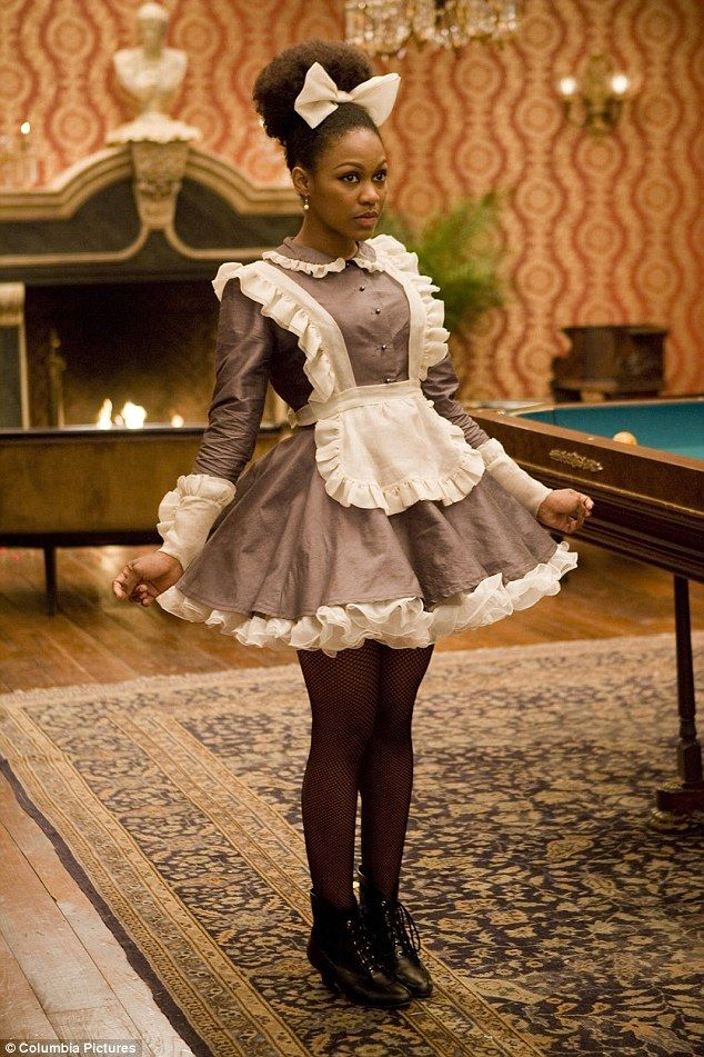 The Actress In Her Role As House Slave Coco In Quentin Tarantinos 2012 Film Django Unchained