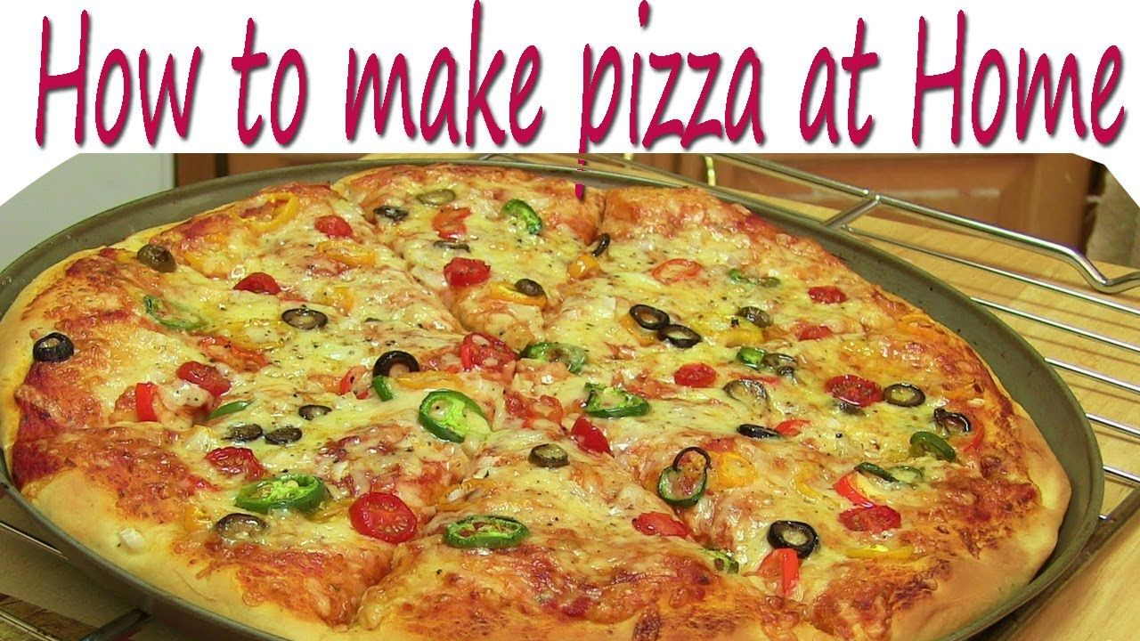 How to make pizza at home pizza recipe without oven in hindi how how to make pizza at home pizza recipe without oven in hindi forumfinder Gallery
