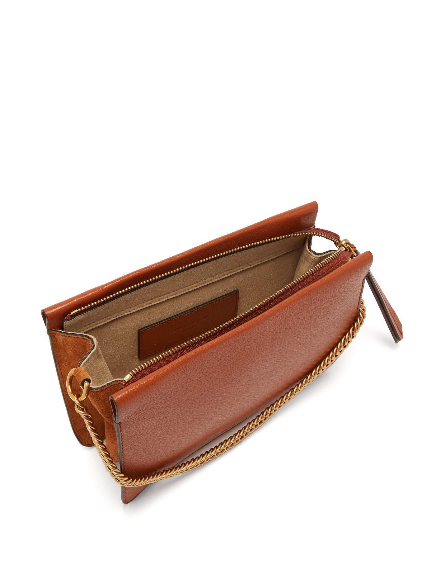 89688c0fdd Cross3 leather cross-body bag