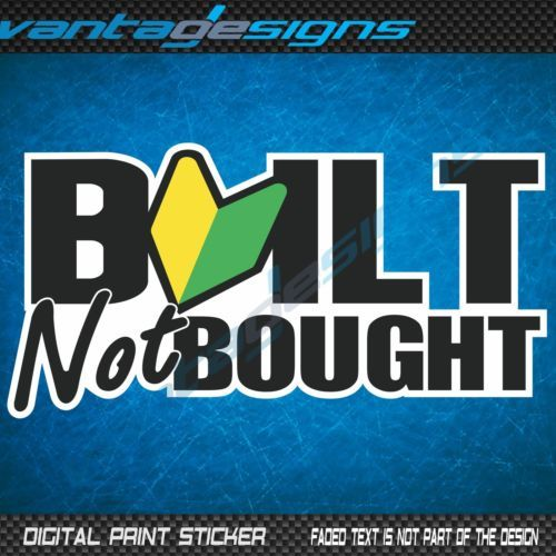 Love This This Is What Its About Build It And Be Prouddont - How to make vinyl decals off car