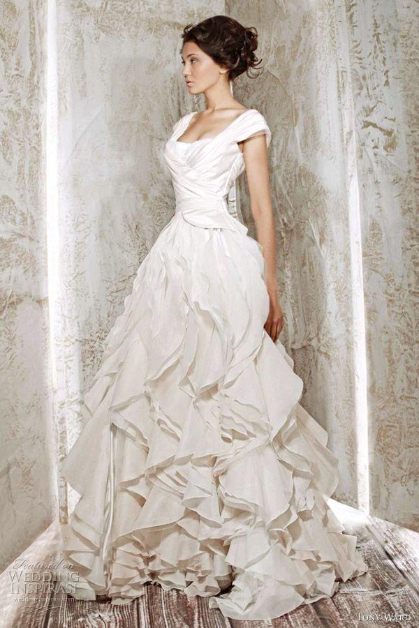 Tony Ward Wedding Dresses 2012 Bridal Collection | Tony ward ...