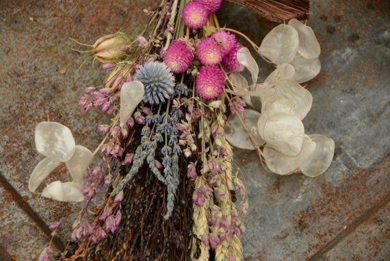 Dried Flower Bouquet Dried Floral Arrangement Fall Floral Arrangement Natural Dried Flowers Broo Dried Flower Bouquet Dried Flower Arrangements Dried Flowers