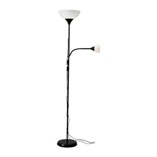Not Floor Uplight Reading Lamp Black White Ikea Floor Lamp Black Lamps Lamp