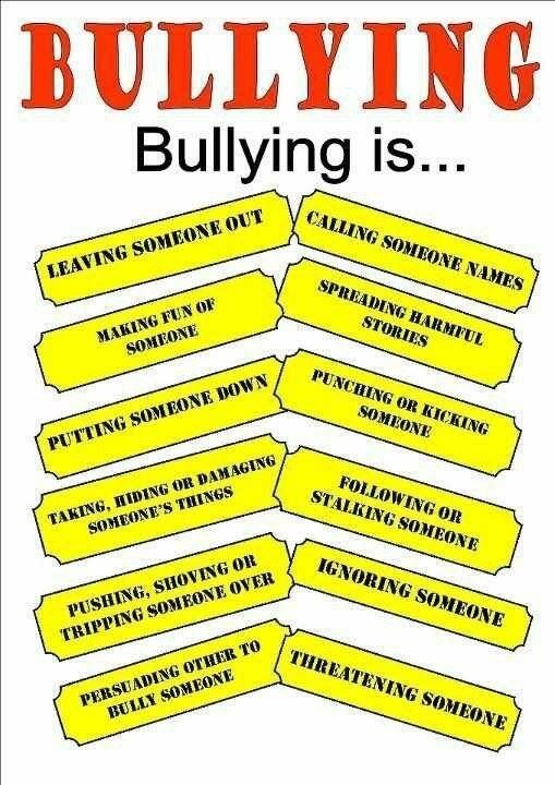 how to talk about workplace bullying