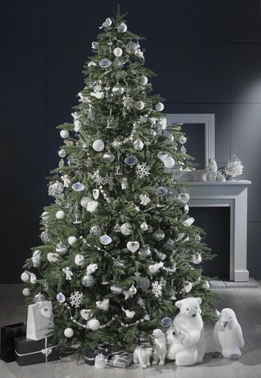 1000+ images about Sapin de noël on Pinterest | Noel, Deco and Rouge