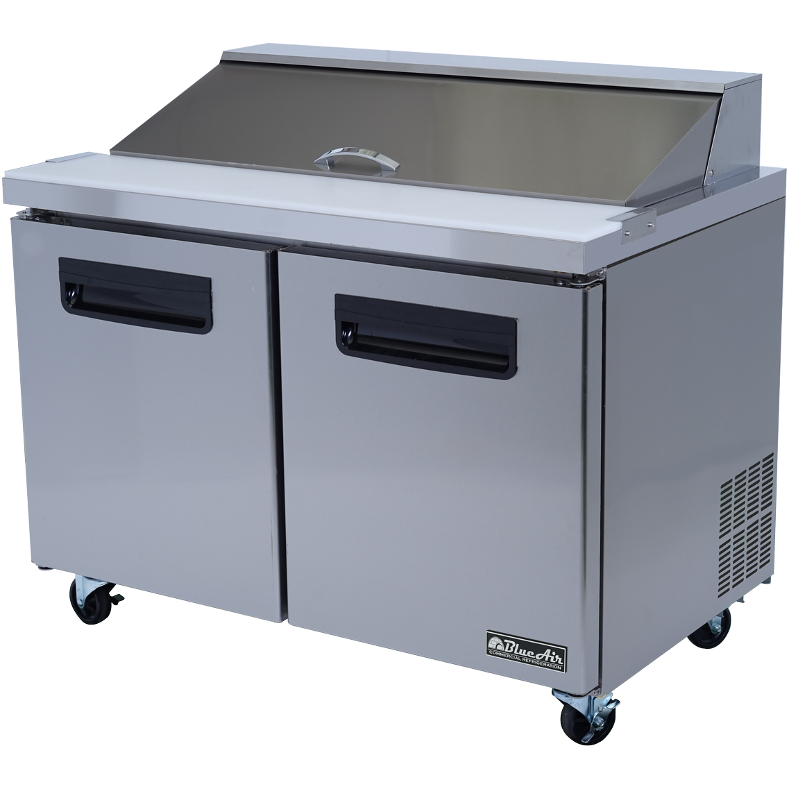 Blue Air Commercial Kitchen 49 Refrigerated Sandwich Salad Prep