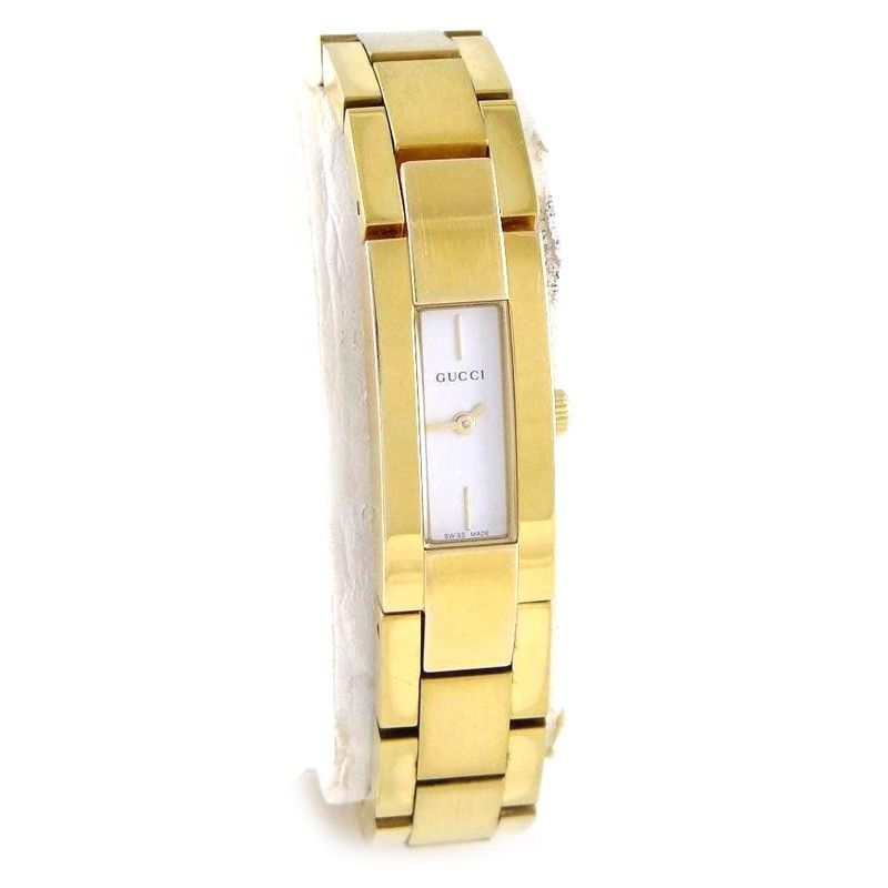 896faa4e1 Gucci Gucci 4600L Stainless Steel 13mm Watch | TrueFacet | Watches ...